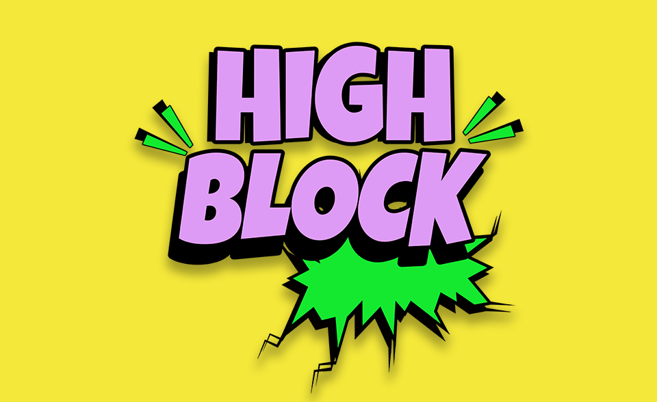 High Block